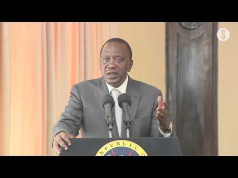 President Yoweri Museveni's Visit to Kenya
