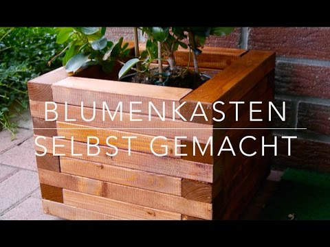 blumenk sten aus beton selber bauen funnycat tv. Black Bedroom Furniture Sets. Home Design Ideas