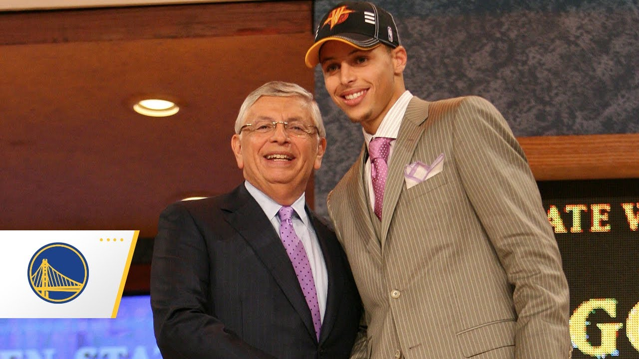 Warriors Have Taken Some Franchise Greats With 7th Pick in Draft