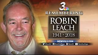 Remembering Robin Leach