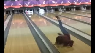 Funny Girl Fails#34 First Time Bowler