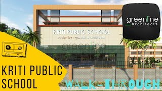 SCHOOL BUILDING VIDEO WALKTHROUGH