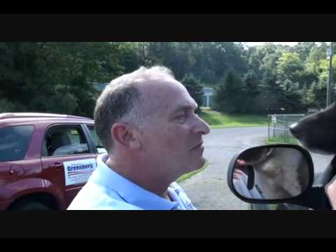 **Will Greenberg Rescue The 5TH? - Gentle Man In Woodbury** July 21, 2012