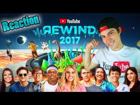 YouTube Rewind The Shape of 2017  YouTubeRewind (VÍDEO REACCIÓN)