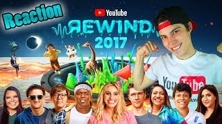 YouTube Rewind The Shape of 2017  YouTubeRewind (VÍDEO REACCIÓN)