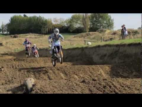 Backflips Clothing- TAPPED - 2012 New Zealand Junior MX Nationals