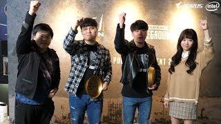 Keep Fighting | AORUS OPEN PUBG Tournament Korea Regional Final