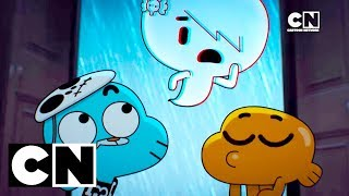 The Amazing World of Gumball - The Halloween (Clip)