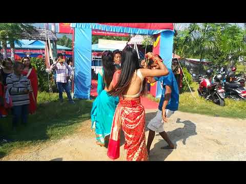 Wedding Dance With Bhojpuri Song......