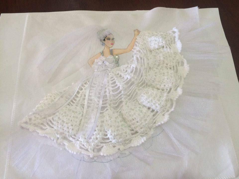 Patrones Vestidos De Novia En Crochet | Mejores Vestidos de Novia