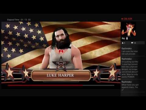 Ben-San's Saturday Night Slamz Episode 2 -- WWE 2k17 Universe