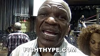 "MAYWEATHER SR. REACTS TO FLOYD COMING BACK FOR PACQUIAO REMATCH; WARNS ""MORE BUMPS"" FOR PACQUIAO"