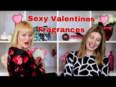 Sexy Fragrances for Valentines Day | The Perfume Pros