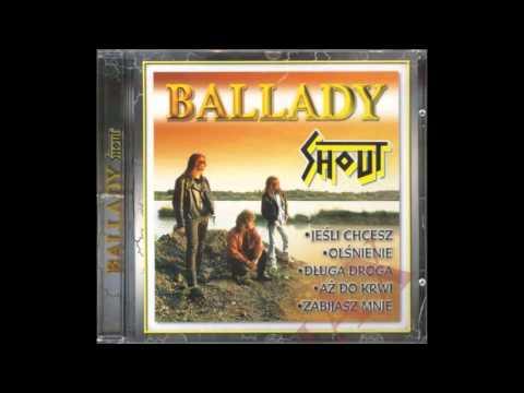 """Shout - Album """"Ballady"""" z 1995"""