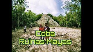 COBA RUINAS MAYAS ¿Donde está coba? Conoce un poco de la cultura Maya