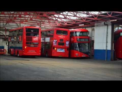 London United – Stamford Brook Bus Garage