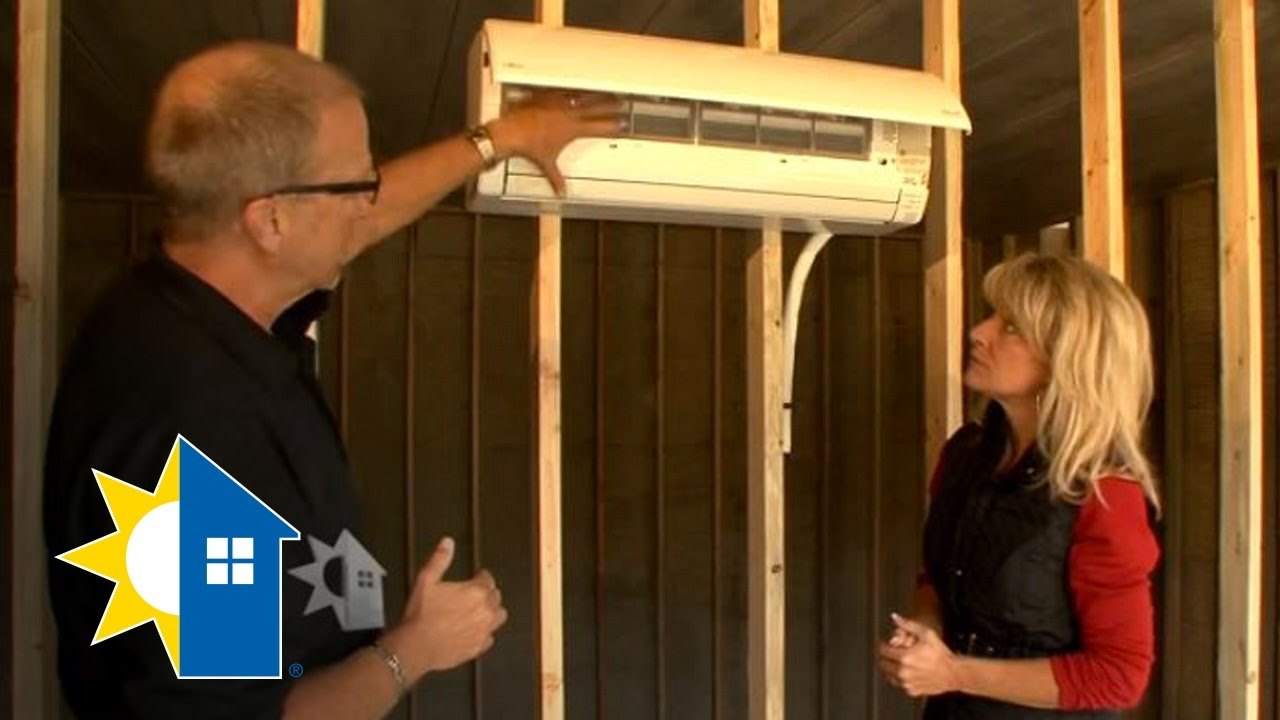 Ductless Mini Split System Youtube