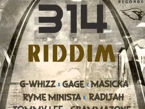 RYME  MINISTER - WHINE AND STUCK (RAW) | 314 RIDDIM | @BALLANEILY | DANCEHALL | 2014 | @21STHAPILOS