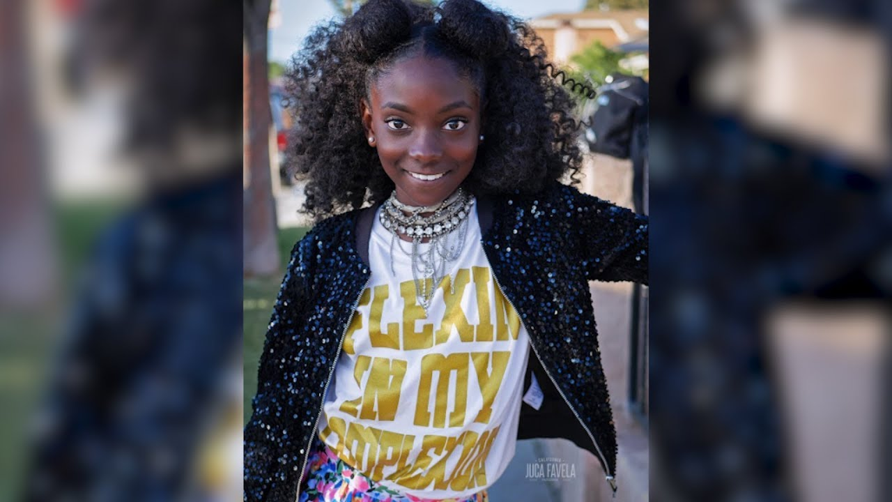 This 11 Year Old Who Was Bullied Becomes Youngest Designer At Fashion Week Youtube