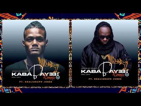 Kababaye Remix - Chin Bees FT Khaligraph Jones Lyrics