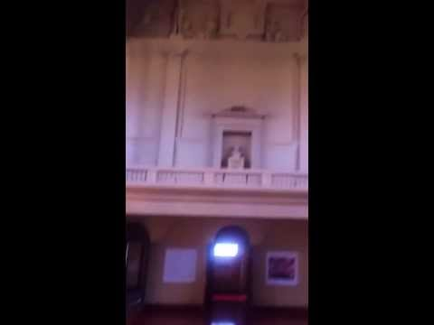 old senate hall