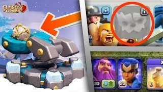 "NEW ""DOG"" TROOP LEAKED for Town Hall 13 + NEW Scattershot Defense! 