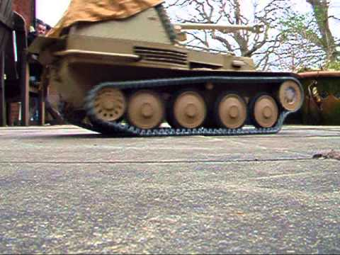 1 6 marder iii ausf m on the move to it 39 s new tank. Black Bedroom Furniture Sets. Home Design Ideas