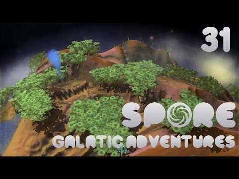 Spore! Galactic Adventures #31 - Alien Wildlife Sanctuary!