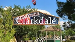 Welcome to Clarkdale, AZ