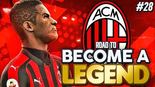 """ROAD TO BECOME A LEGEND! PES 2019 #28 """"I CAN'T STOP HITTING THE WOODWORK!!!"""""""