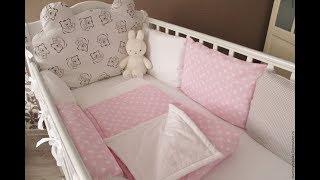 как сделать кроватку для куклы реборн? Кроватка для кукол своими руками!