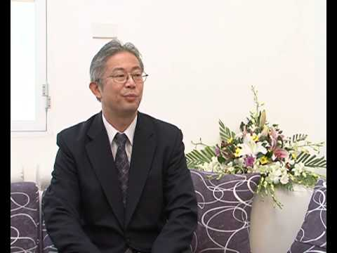 Hanoi Television interviewed Mr. Inami Kazumi-2011.avi