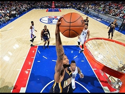 Paul George Puts Up 34 Points, 8 Boards in Pacers Win