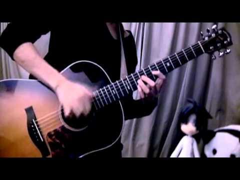"""Senkou"" By Osamuraisan(Original)-Solo Acoustic Guitar 「閃光」おさむらいさん"
