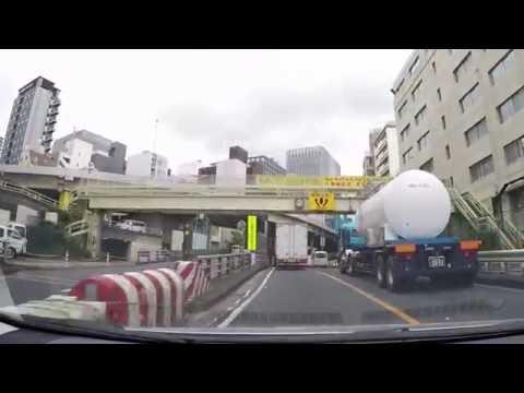 Driving through Tokyo Part 1