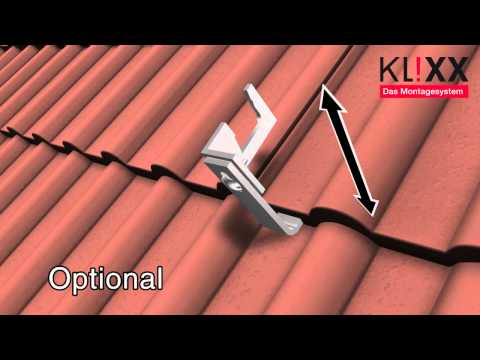 KL!XX for Pantile roofs