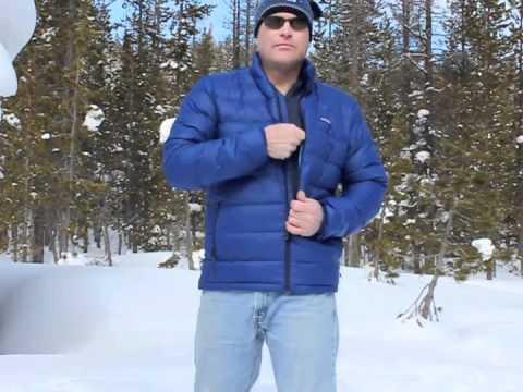 Patagonia Men S Hi Loft Down Sweater Youtube