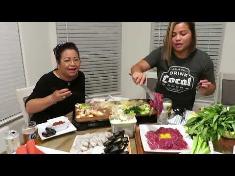 Gigi's Lao Kitchen: How to make Daht Seen / Lao BBQ