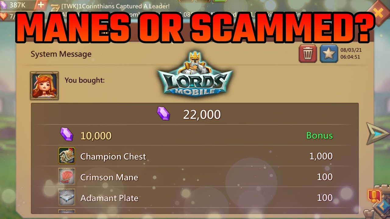 Pushing Champ Helm! Plus Stars! - Lords Mobile