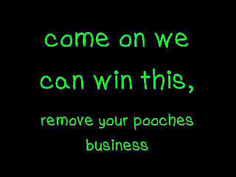 Glozell Green - Pick Up After Your Dog (Lyrics).