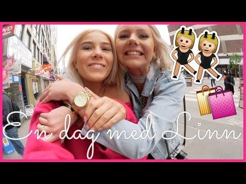 Häng med mig & Linn!! | VLOGG