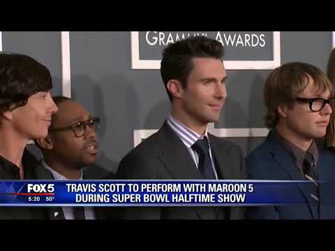 Rapper signs on to play with Maroon 5 in Super Bowl halftime Mp3