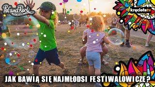 Jak bawią się najmłodsi festiwalowicze?