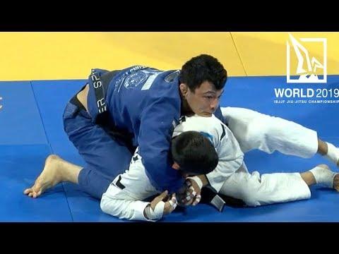 Paulo Miyao VS Pablo Mantovani / World Championship 2019