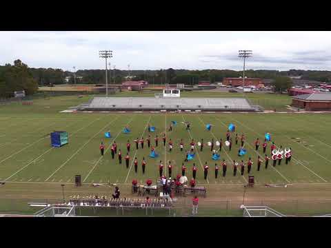 Cleburne County High School (AL) (10/7/2017)