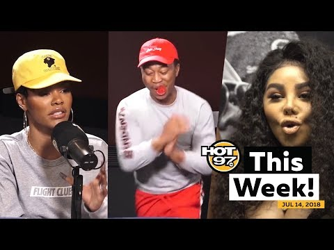 Teyana opens up about album and threesomes, Shiggy is worldwide + Lil Kim is HOT97 This Week!
