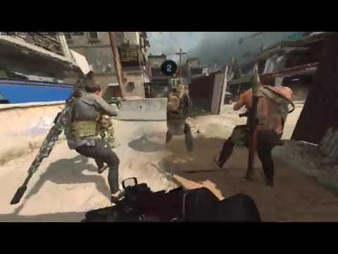 Talsik Backlot Gameplay - Call of Duty Modern Warfare Multiplayer (No Commentary rYu)