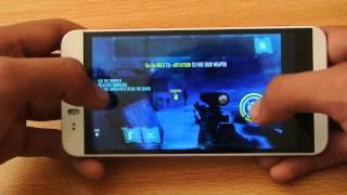 HTC Desire EYE Call of Duty Strike Team Gameplay HD