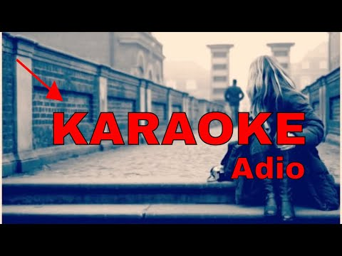 ANTONIA feat. Connect-R - Adio (Karaoke acustic)