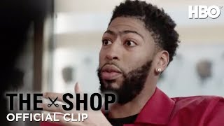 Anthony Davis, Lebron and 2 Chainz talk Momentum Shift | The Shop | Season 2